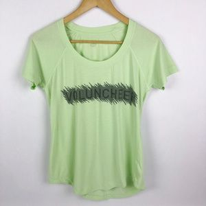 Lululemon Seawheeze Voluncheer 5 Year Basic Tee